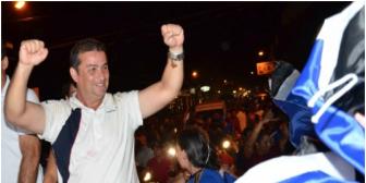 """Ferrier ya se siente gobernador de Beni: """"Hasta este mediodía tendremos las 6 actas que nos faltan"""""""