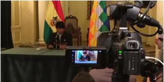 Gobierno boliviano analiza declarar feriado nacional y busca nuevo espacio para celebrar misa del Papa