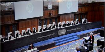 Un juez formula una pregunta a Bolivia sobre la fecha del acuerdo con Chile