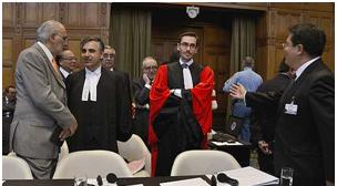 ¿Cómo podría incidir en la CIJ la pregunta hecha por el juez Greenwood al equipo boliviano? respuesta puede definir juicio por el mar