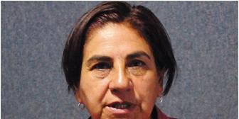 Amalia Pando: Yo (antes) nunca sentí miedo, y eso que había un Sánchez Berzaín, lo siento ahora con Evo