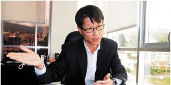 Samsung puso sus ojos en Bolivia por su crecimiento