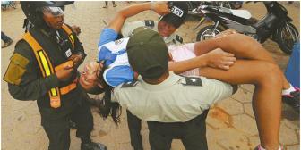 Aprehenden a 2 mujeres por masiva intoxicación en Pando