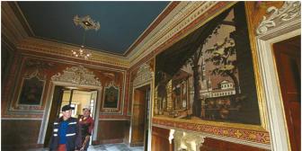 Espantan fantasmas en el Palacete que habitará Evo en Sucre