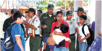 La Fiscalía investiga a dos mujeres por la intoxicación, ahora, de 504 personas en Pando
