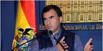 Gobierno boliviano confirma que Belaúnde se fugó y acusa de complicidad a los policías; rige control en fronteras