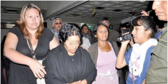 """¿Cómo se desbarató el """"doble crimen perfecto"""" de las hermanas Adriázola?"""