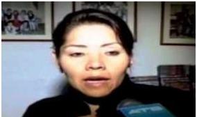 Sobrina de Belaunde informa que el Curaca Blanco recibió una visita extraña antes de la fuga