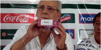 El escándalo en la FIFA salpica a Bolivia