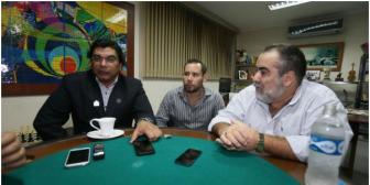 Enrique Salazar se va a la prensa escrita