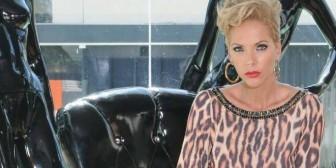 Verónica Larrieu, una mujer impactante