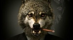La política, el político y el lobo