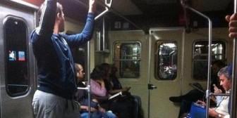 La aterradora historia del fantasma que viaja por el Metro