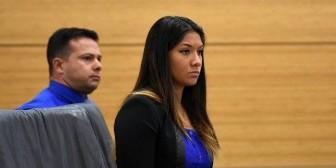 Liberan a mujer condenada por tener sexo en playa de EE.UU.