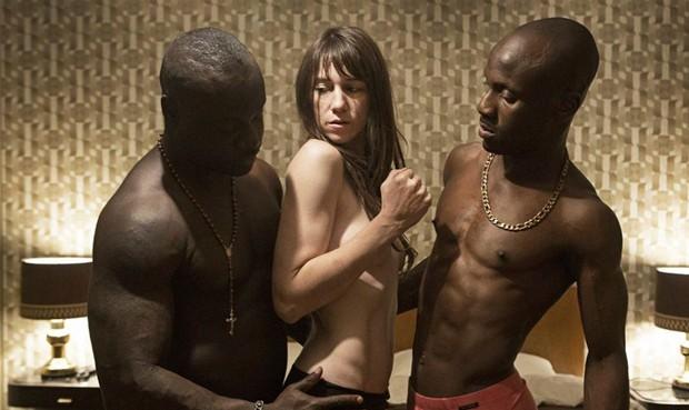 Charlotte Gainsbourg, en un fotograma de la  nueva película de Von Trier