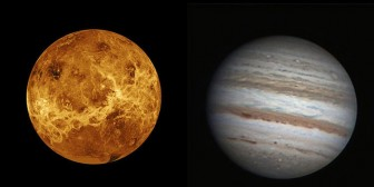No se pierda la espectacular 'estrella de Belén' formada por Júpiter y Venus