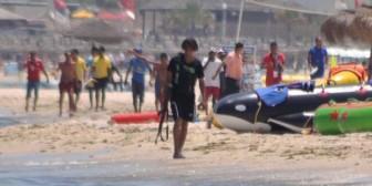 """Terrorista a un joven tunecino: """"Vete a casa, he venido a matar solo a turistas"""""""