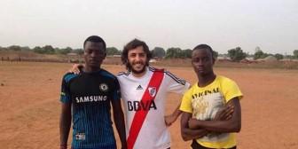 """El argentino secuestrado en Nigeria: """"Nombrarlo a Messi me salvó la vida"""""""