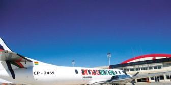 Comerciantes de Oruro prefieren viajar en bus que por vía aérea