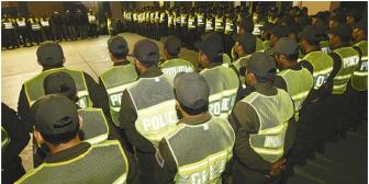 """Sargenta señala que hay una """"mafia"""" en la Policía Boliviana"""