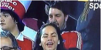 Modelo boliviana Mayté Flores recibe una ola de críticas tras vestir una camiseta chilena