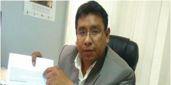 ¿Un loteador? Chambi es el diputado más acaudalado del MAS y su fortuna está a punto de subir de Bs 7 a 21 millones