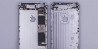 Supuestas fotos del iPhone 6S revelan más cambios internos que externos