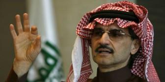 El príncipe saudí Alwaleed anuncia la mayor donación de la historia
