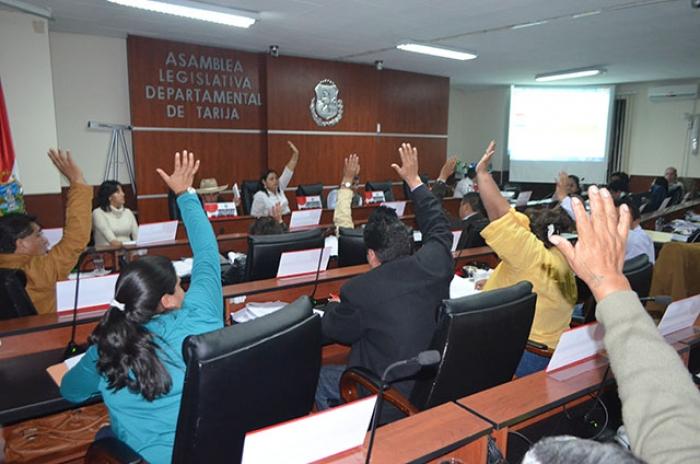 ley organizacion poder ejecutivo bolivia: