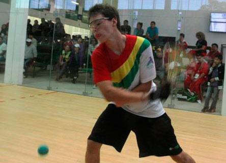 Equipo de raquet ilusiona a Bolivia con medallas