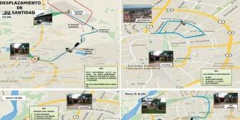 Santa Cruz: La Policía instalará retenes en los 4 puntos de ingreso