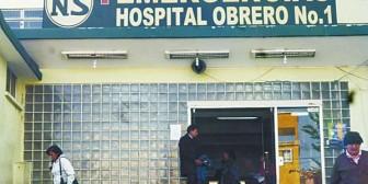 La bala no tocó áreas vitales del policía que mató a 3 personas en La Paz
