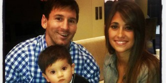 Internaron a Antonella Rocuzzo, la mujer de Messi