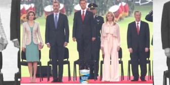 """Empresa pide perdón a Peña Nieto por la """"pintura de altura"""""""