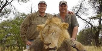 "Cazador: ""No tenía ni idea que Cecil fuera un león famoso"""