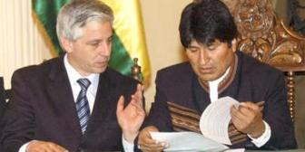Piden que Evo y Álvaro sean los primeros en aprender un idioma nativo y den ejemplo a funcionarios públicos