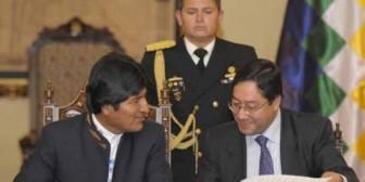 Los ministros de Evo y la mega-corrupción