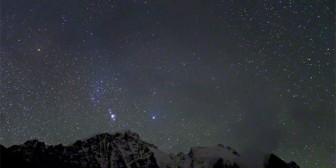 Detectan señal de una galaxia emitida hace 5.000 millones de años