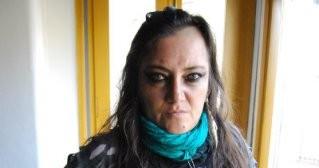 María Galindo, apologista del delito de aborto