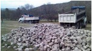 Paraguay importará piedra de Bolivia para construir carreteras en el Chaco