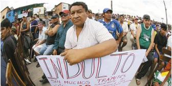 Amnistía en Bolivia no incluirá a presos políticos; aprobarán ley un día antes de llegada del Papa