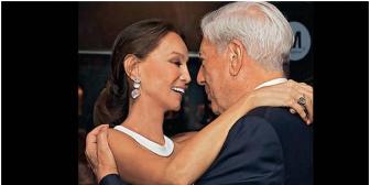 ¡Un amor de portada! Vargas Llosa confirma relación con Isabel Preysler