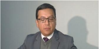Fiscalía recula tras amenaza de ministro y dice Arce no consintió sino conoció los desembolsos