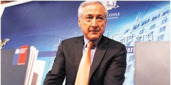 Canciller chileno dice que no conocía sobre el arribo de García Linera a Santiago y que no se reunirá con él