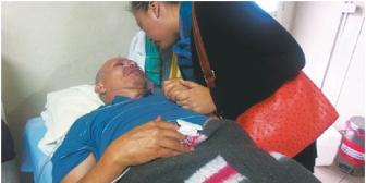A Cardona lo procesan por deserción, el coronel volvió a Bolivia y está en terapia intensiva