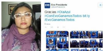 Tras denuncias que desvelan su vínculo con el oficialismo, Verónica Rocha renuncia a su candidatura a vocal del TSE