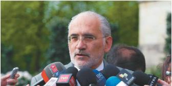 Senadora Gonzáles pide rendición de cuentas a vocero de causa marítima Carlos Mesa