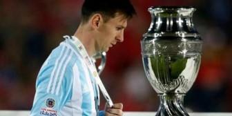 Lionel Messi no rechazó el premio al mejor jugador de la Copa América