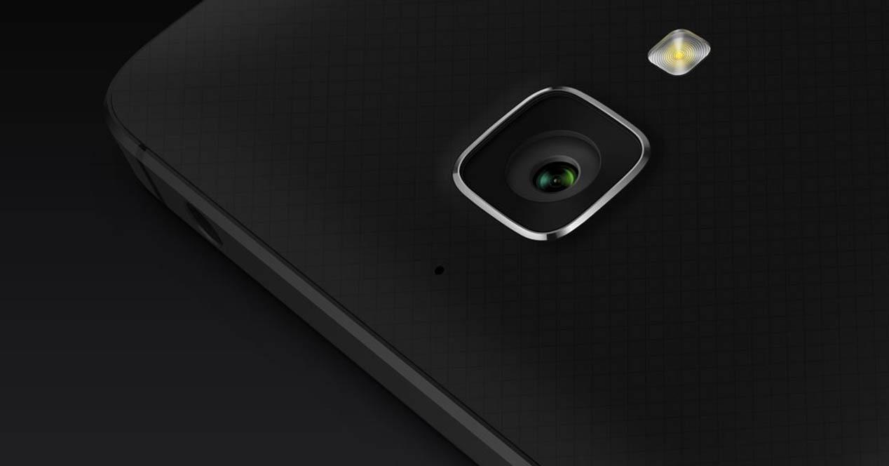 Xiaomi Mi 5 portada negro