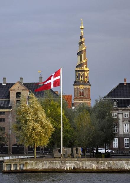 Dinamarca. Copenhague